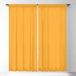 Marigold - Solid Color Collection Blackout Curtain
