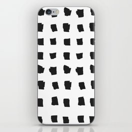 Coit Pattern 69 iPhone Skin