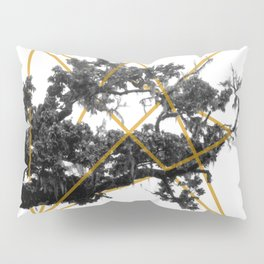 Golden tree - Indonesia Pillow Sham