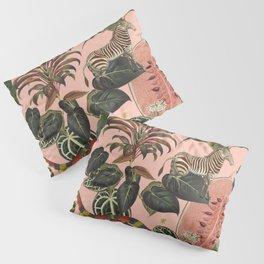 Pink Jungla Pillow Sham