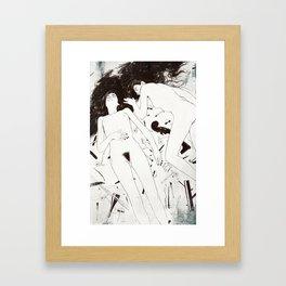 Duet. Pt.4 Framed Art Print