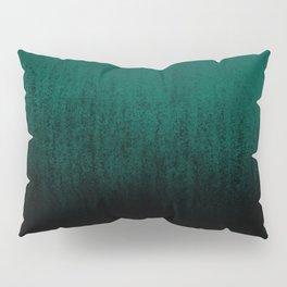 Emerald Ombré Pillow Sham