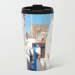 Portugal, Obidos (RR 184) Analog 6x6 odak Ektar 100 Travel Mug