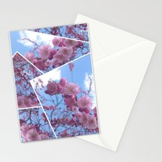 Cherry Tree Blossom Stationery Cards