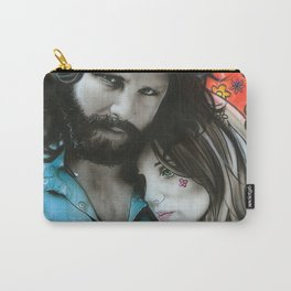 'Mr. Mojo Risin' And Pam' Carry-All Pouch