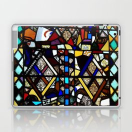 Beauty in Brokenness Andreas 4 Laptop & iPad Skin