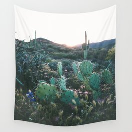 Arizona Cactus Wall Tapestry