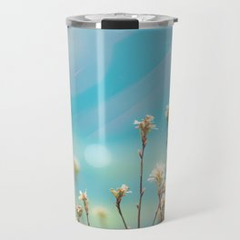 Summer Blossom Travel Mug