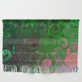 Forest Green Wall Hanging
