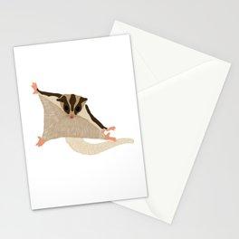 Sugar Glider Stationery Cards