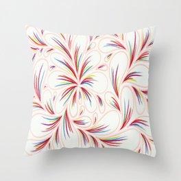 Fluffy 2 Throw Pillow