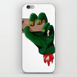 Goodluck iPhone Skin
