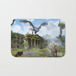 Dublin [Horizon Zero Dawn] Bath Mat