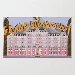 THE GRAND BUDAPEST HOTEL Rug
