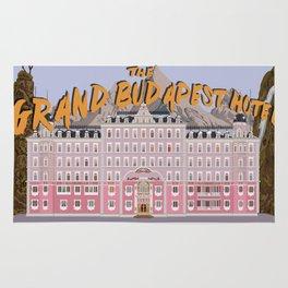 THE GRAND BUDAPEST HOTEL Rug