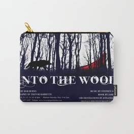 Into the Woods Poster Carry-All Pouch