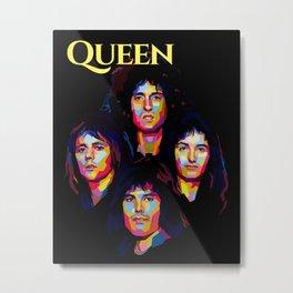 Bohemian Rhapsody Metal Print