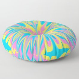 Pan Tie-Dye Floor Pillow