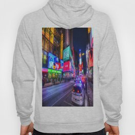 Times Square New York Hoody