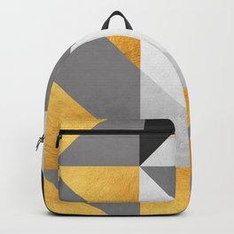 Gold Composition II Backpack