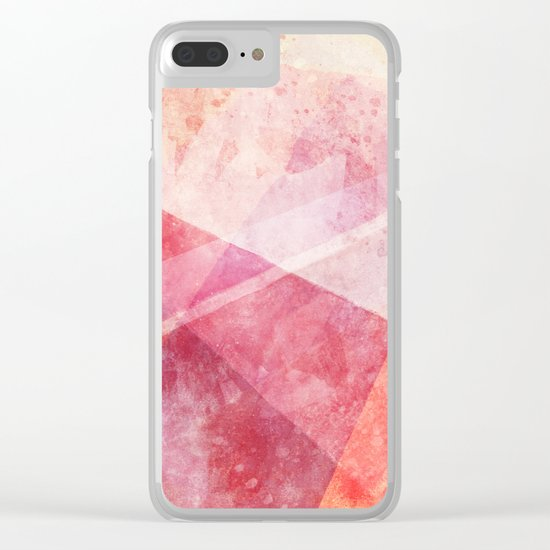 Obscura Clear iPhone Case