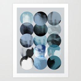 Minimalism 16 X Art Print