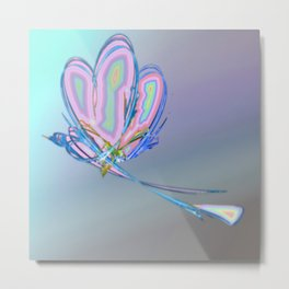 Let your fantasy fly ... Metal Print