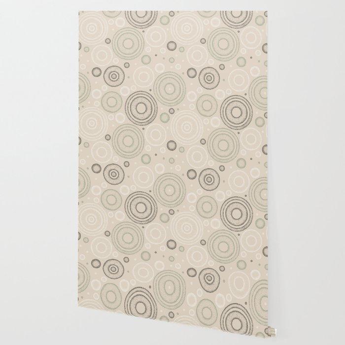 Retro Dotted Pattern 03 Wallpaper