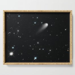 Galaxy: STArS & Comets Serving Tray