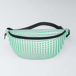 ripple in time Fanny Pack