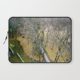 Demeter's Left Her Work, Wellesley College Laptop Sleeve