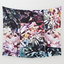 Lily Pond Wall Tapestry