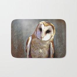 Owl Magic Bath Mat