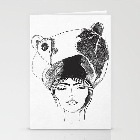 PolarGirl Stationery Cards