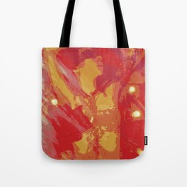candle Tote Bag