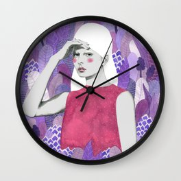Dalila Wall Clock