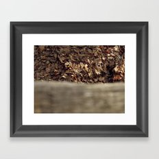 Nature morte Framed Art Print
