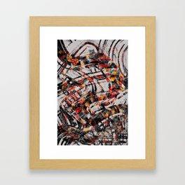 Pattern № 56 Framed Art Print