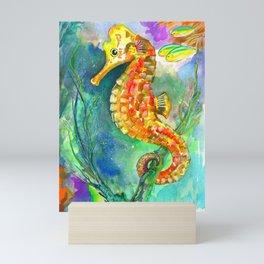 Seapony Ride Mini Art Print