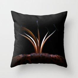 The Night Garden Throw Pillow