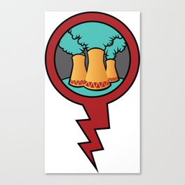 Reactor 011 Canvas Print