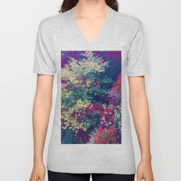 Infinite Abundance Photography Unisex V-Neck