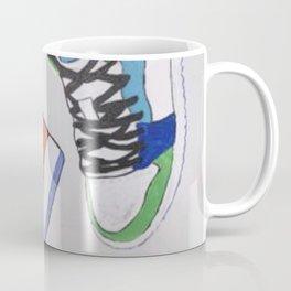 Trendy Sneaker Jordan Coffee Mug