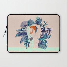 Tropical boy Laptop Sleeve