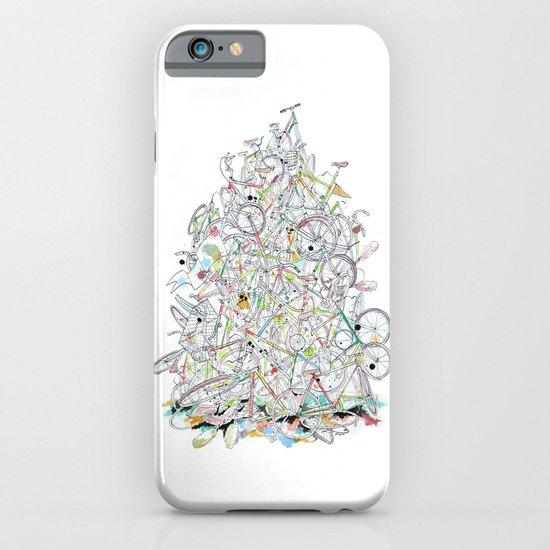 Bike Pile iPhone & iPod Case