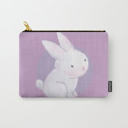 Sweet Little Bunny Carry-All Pouch