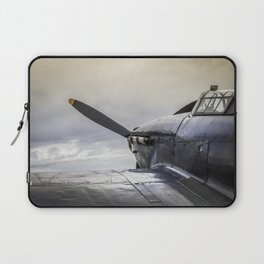 The Old Fighter Laptop Sleeve