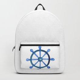 Navigating the seas Backpack