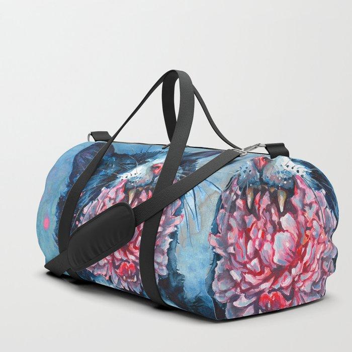 Yawn Duffle Bag