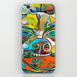 Chihuahua Jolie iPhone Skin